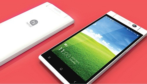 Himax Android
