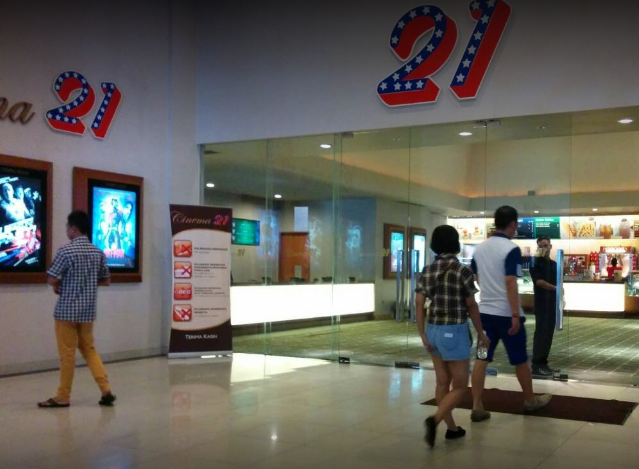 Cinema 21 BCS Batam