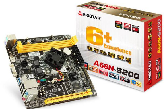 Harga Motherboard Biostar AMD Built-up