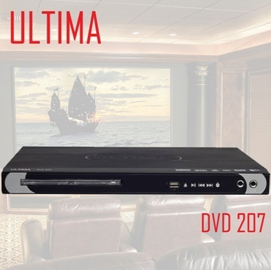 DVD Player ULTIMA 207